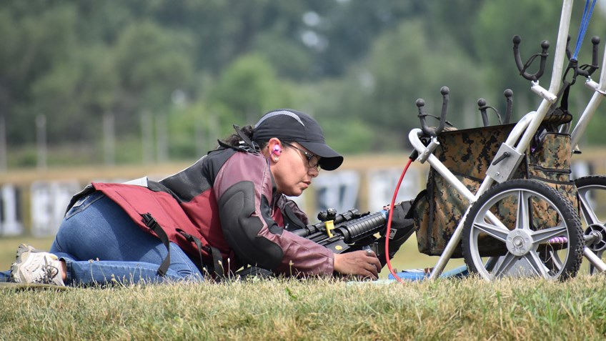 Women Who Shoot High-Power Competitions