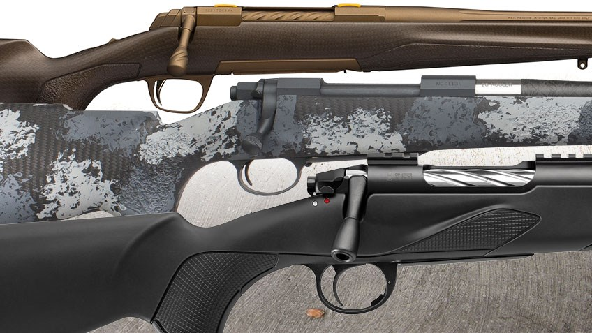 8 Great New Hunting Rifles for 2018
