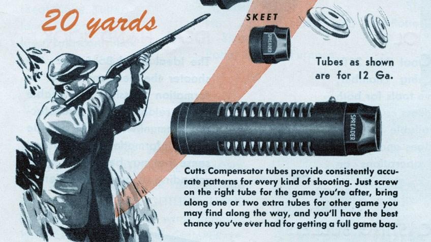 "Rifleman Q & A: ""Old-Style"" Chokes"