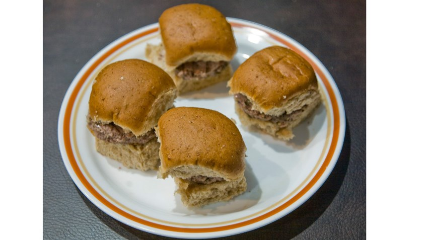 Wild-Game Recipe: Pronghorn Sliders