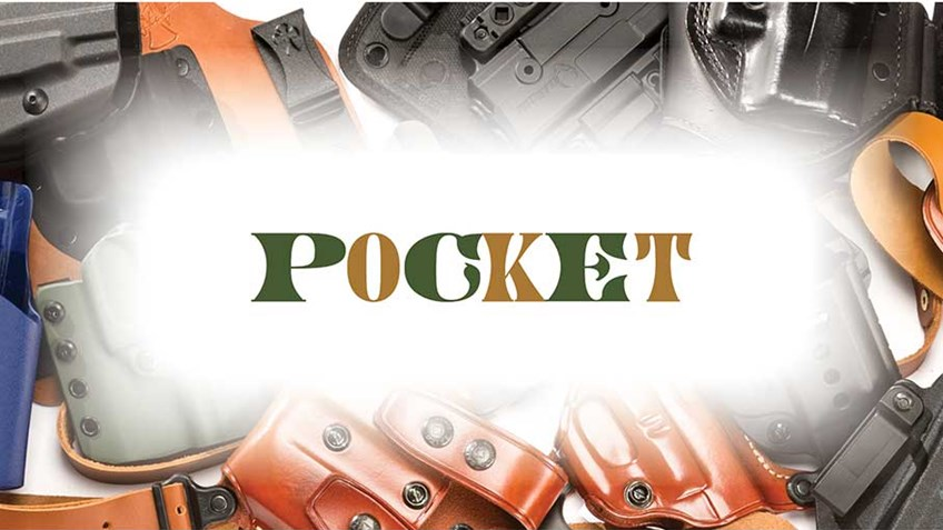 5 Low-Profile Pocket Holsters for CCW