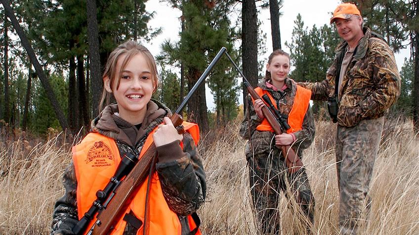 How to Make a Hunter