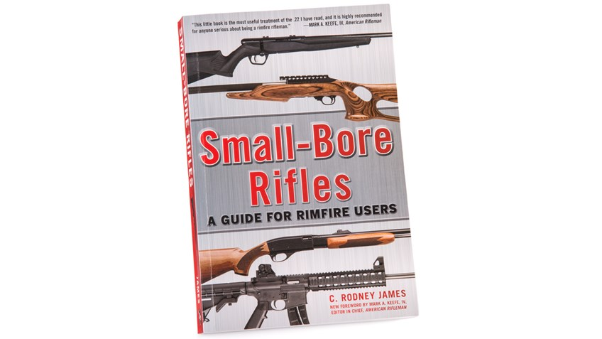 Book Review: Small-Bore Rifles A Guide For Rimfire Users