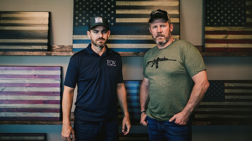 Veteran Owned, Veteran Operated, Combat Veteran Made