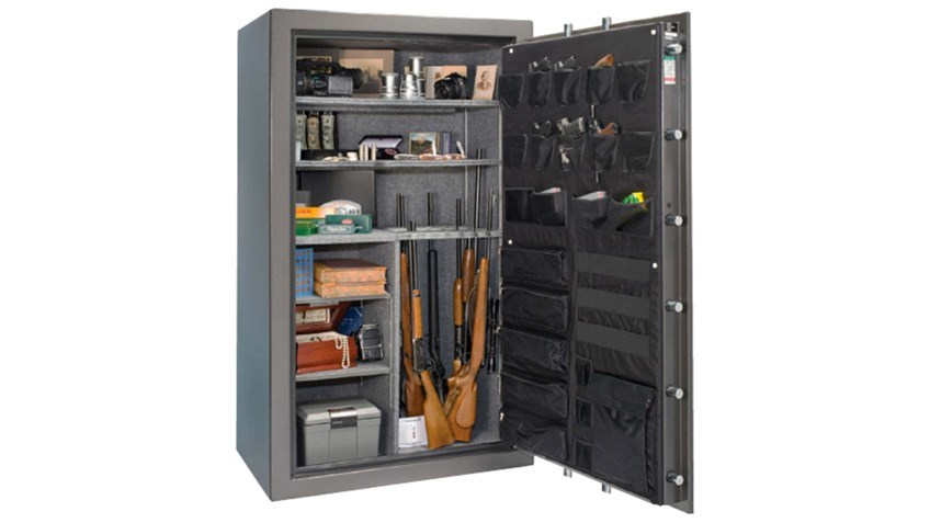 How To Get Your New Gun Safe In Your House