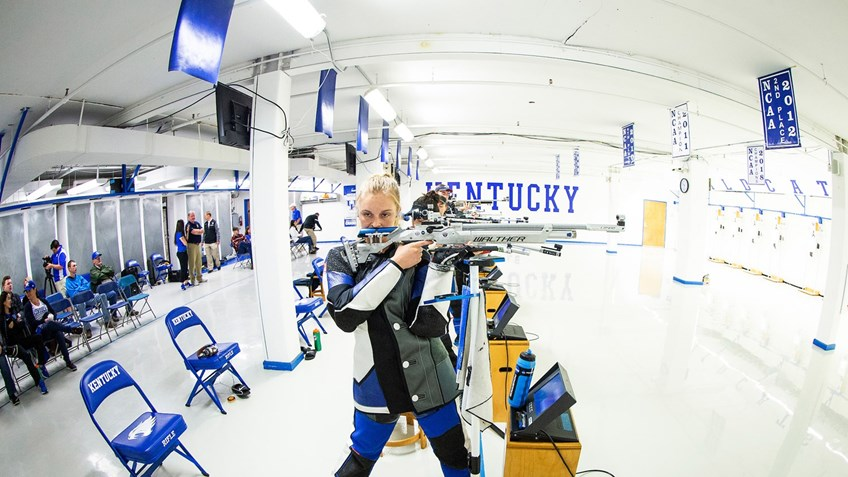 Kentucky, WVU Lead October 2018 College Rifle Rankings
