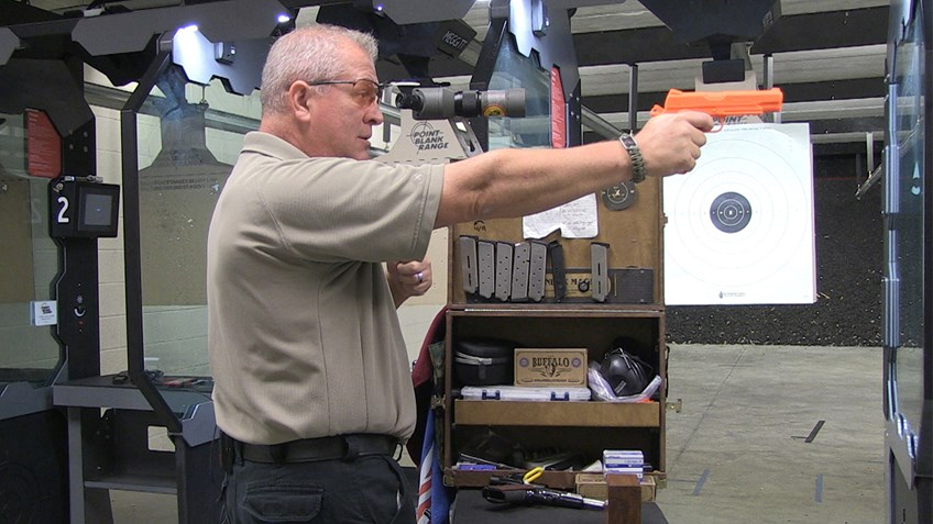 Top 4 Tips For Beginner Bullseye Pistol Shooters