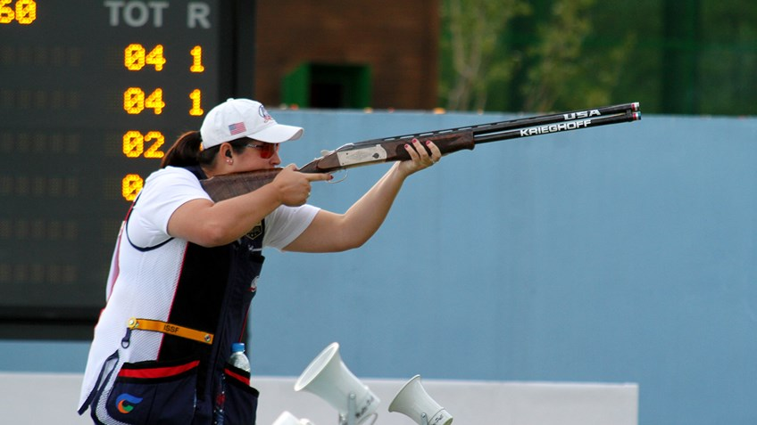 Team USA: Caitlin Connor Receives Olympic Committee Honors