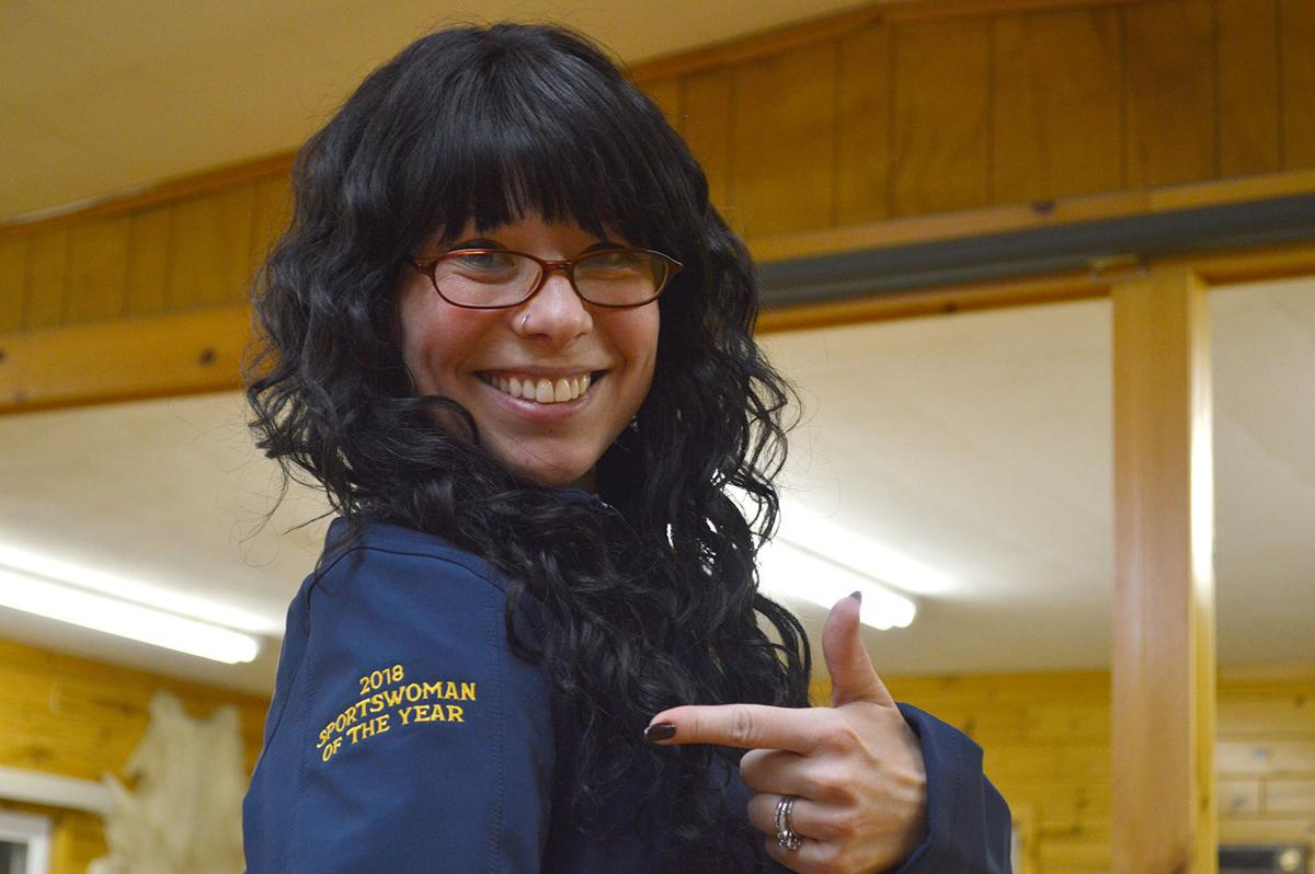 Gaylord Herald Times: Morin honored as NSC 'Sportswoman of the Year'