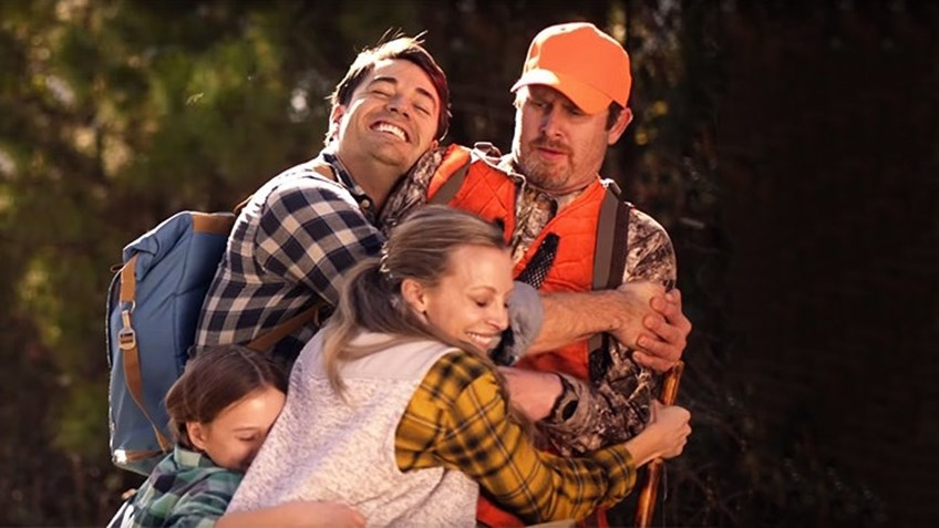 Colorado's Hug a Hunter Ads Spreads the News to Non-Hunters