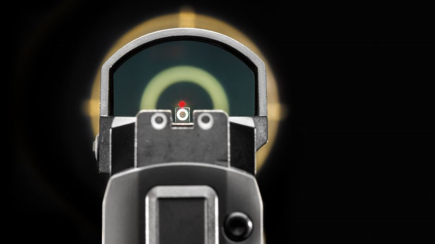 Pistol Red Dots: Making the Most of a Slide-Mounted Optic