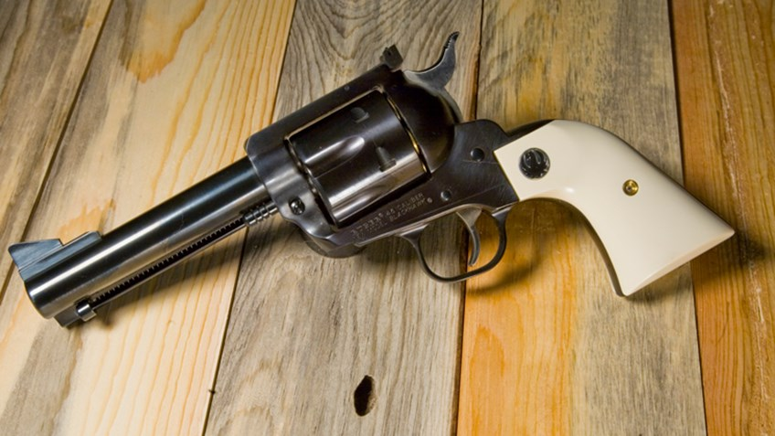 Back to Basics: Running the Single-Action Revolver