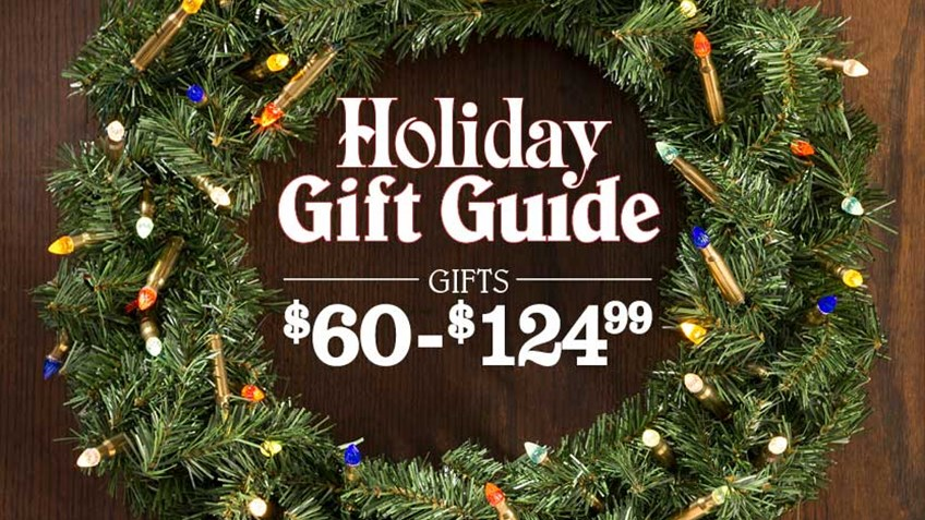 Holiday Gifts for the Gun Enthusiast: 10 Options from $60-124.99