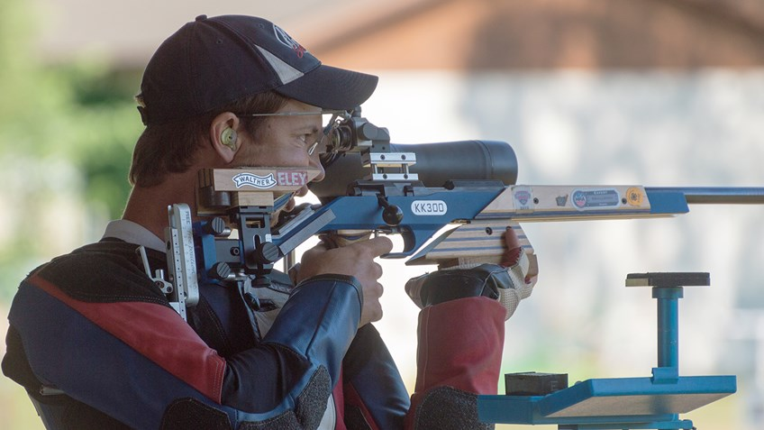 2019 NRA National Smallbore Championships Schedule