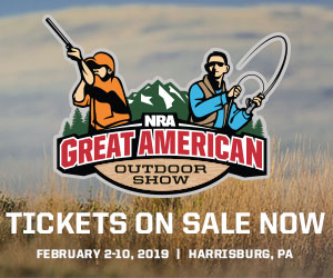 NRA Great American Outdoor Show 2019
