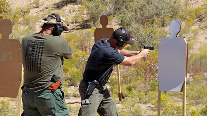 NRA Texas Multi-State Regional Tactical Police Competition is Back this Friday