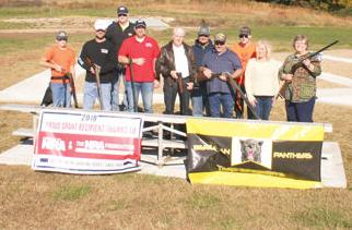 Harrison Daily Times: Trap range open at Bergman