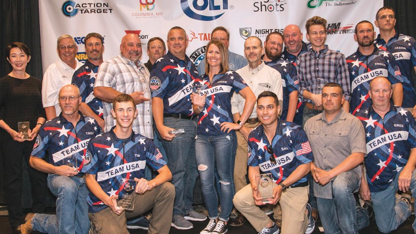 NRA 2018 Competitive Shooting Season Highlights