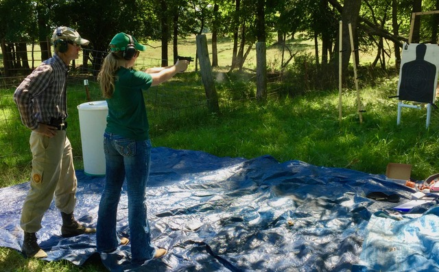 The Northeastern: Continuing Education presents pistol shooting and concealed carry course