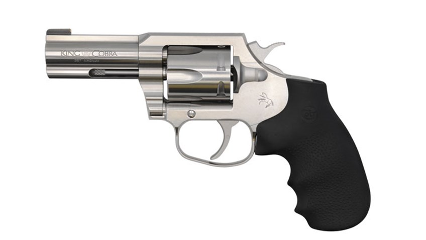 Colt Introduces .357 Mag. King Cobra Revolver