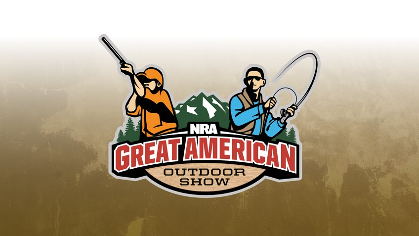 Live the Adventure at the NRA Great American Outdoor Show