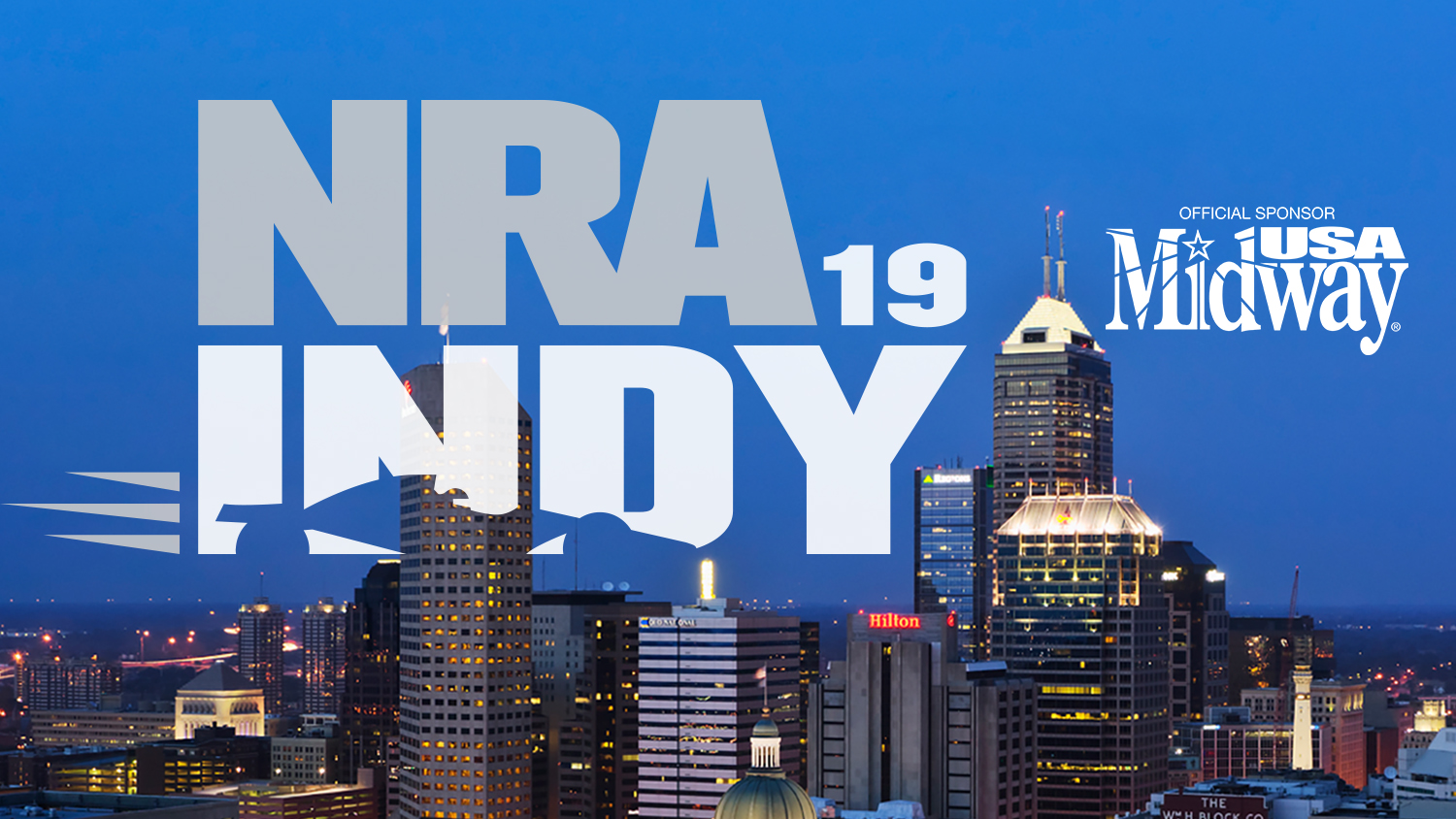 Pre-Register Now for the NRA Annual Meetings and Exhibits in Indy!