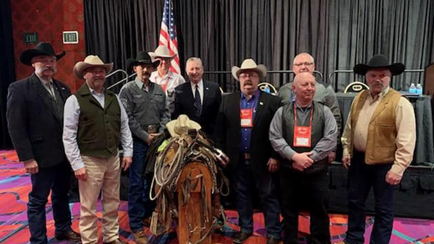 Western States Sheriff's Association Resolution Recognizes Second Amendment Protections
