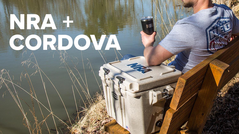 NRAstore Highlight: Cordova Coolers & Tumblers