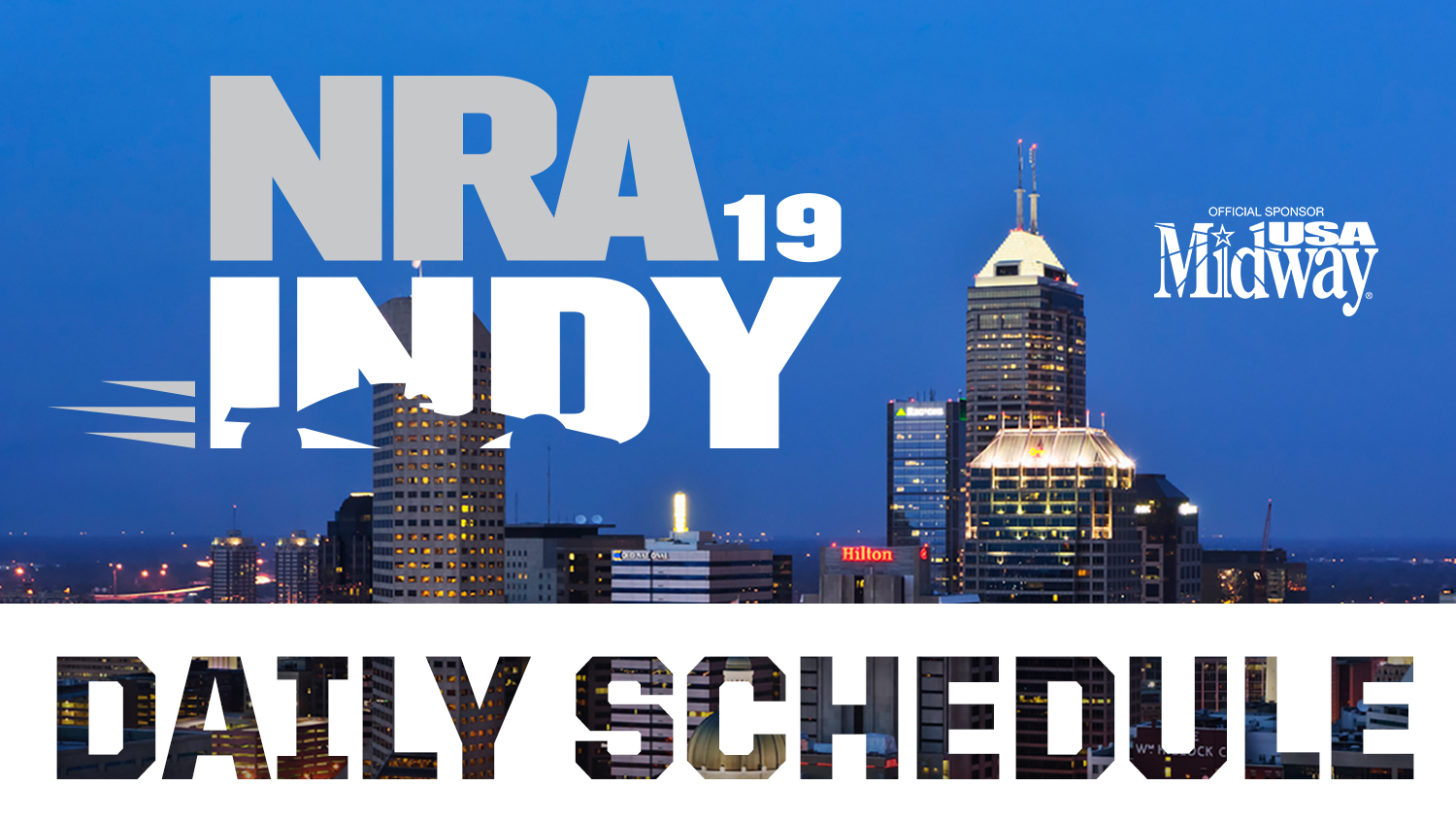 NRA Annual Meetings Events: Saturday,     April 27