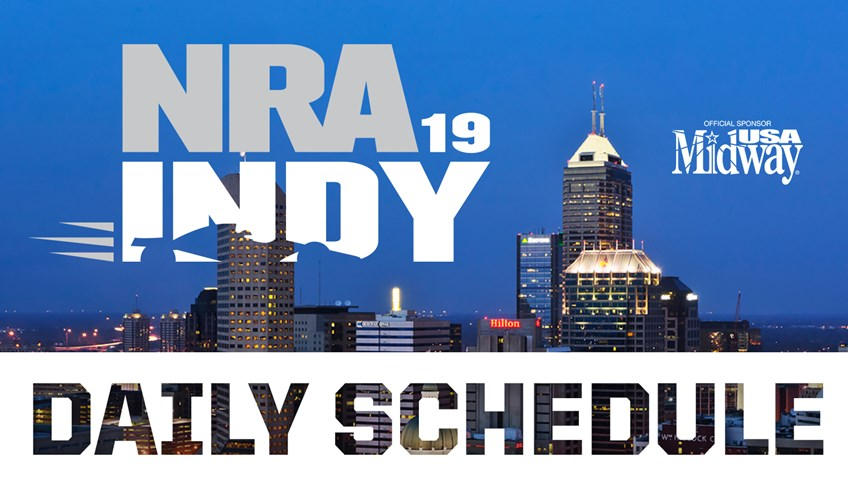 NRA Annual Meeting Events: Sunday, April 28