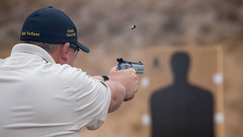 National Police Shooting Championships Begin Sept. 23