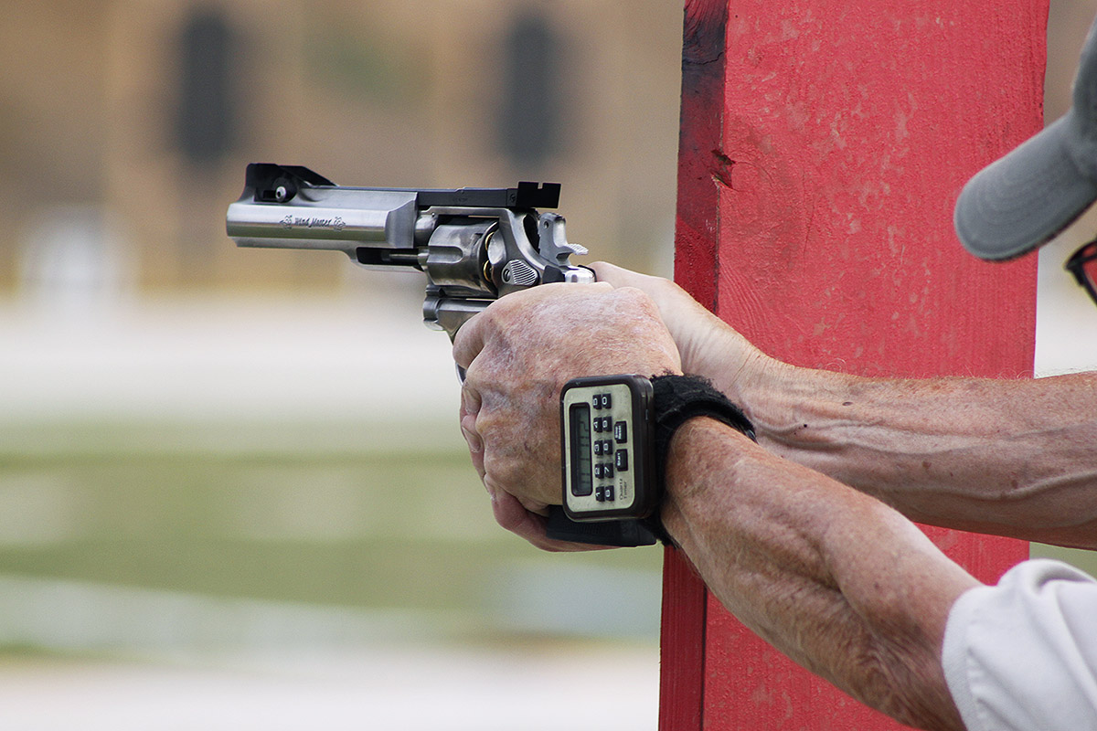 Images from Day Two of NRA's National Police Shooting Championships