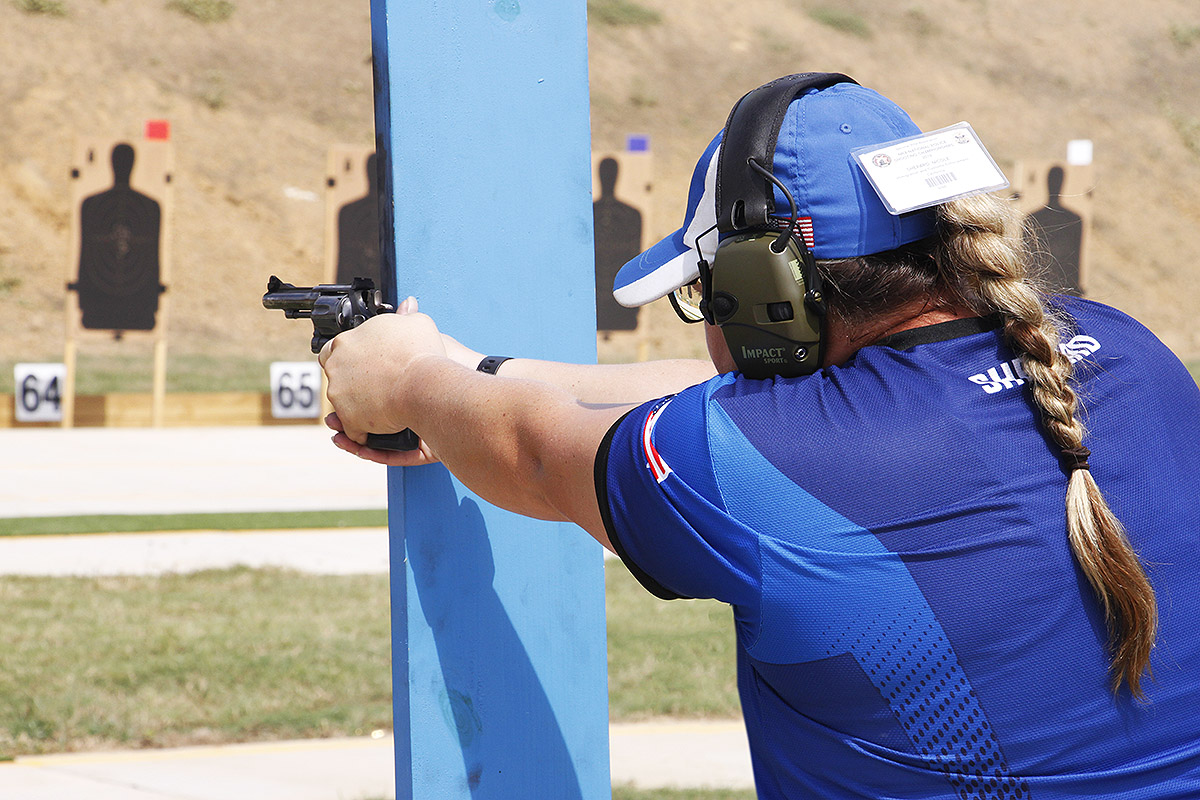 More pics from the NRA National Police Shooting Championships