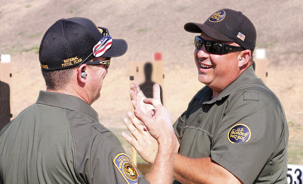 Vadasz wins 10th Straight NRA National Police Shooting Championships - 11th overall
