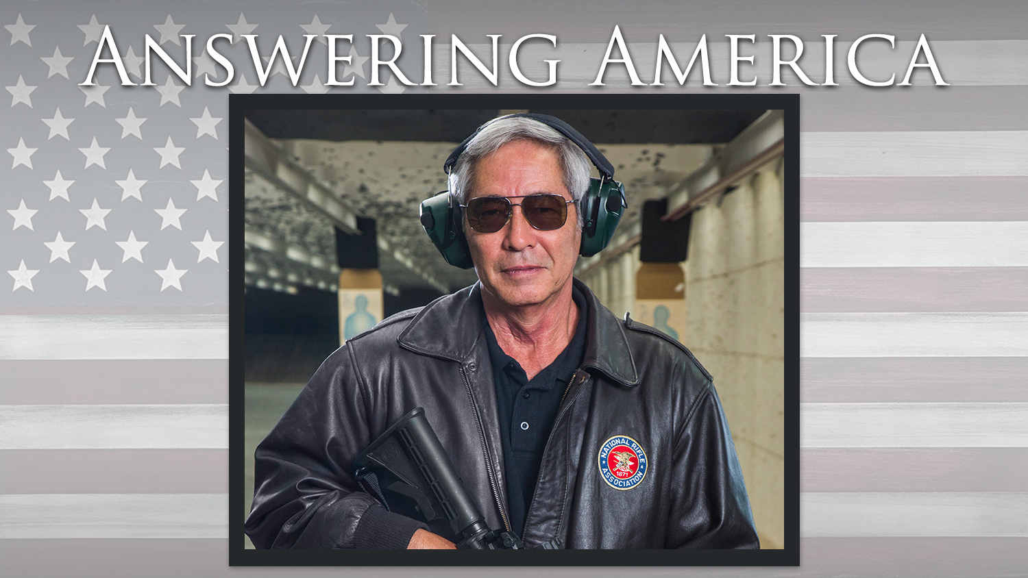 Answering America with NRA Second Vice President Willes Lee