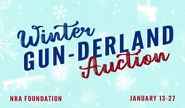 NRA Foundation's 2021 Winter Gun-derland Online Auction