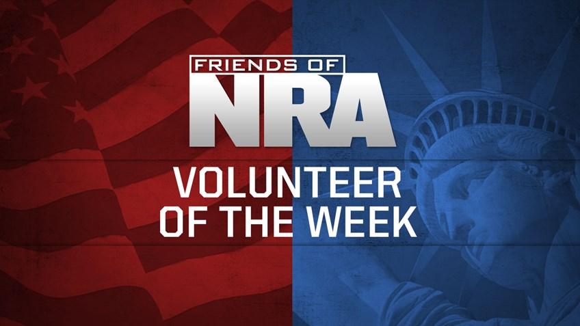 Volunteer of the Week: Mark McDonald