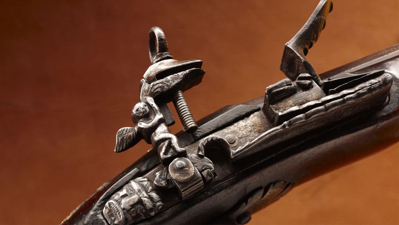 A Brief History of Firearms: Flintlocks