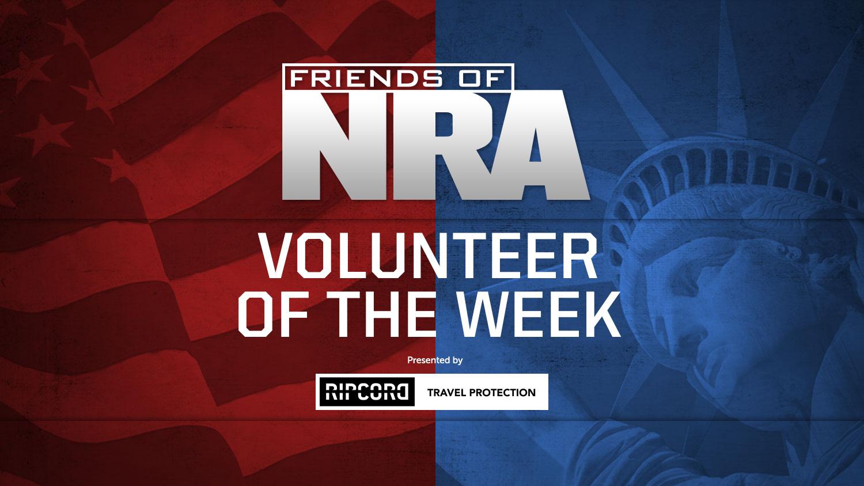 Volunteer of the Week: Jason Hawes