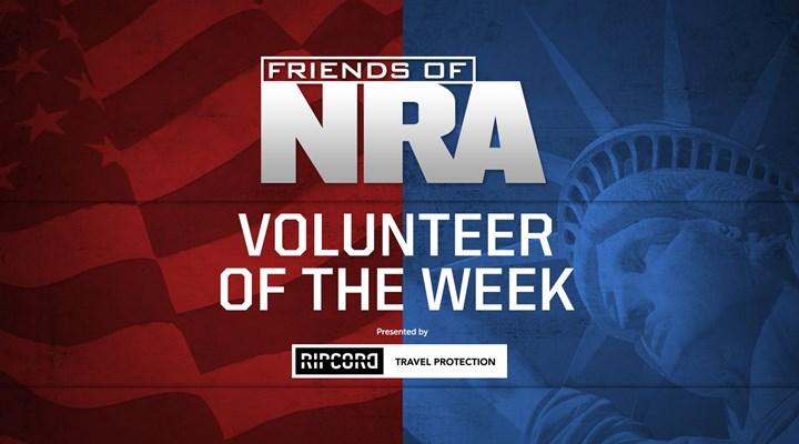 Volunteer of the Week: Michael Kamer
