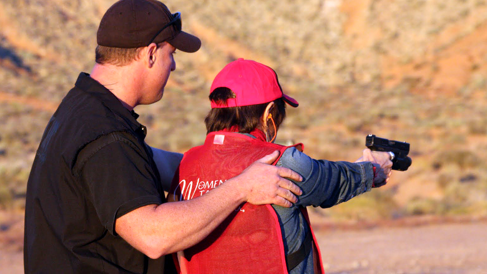 The Rules of NRA Gun Safety