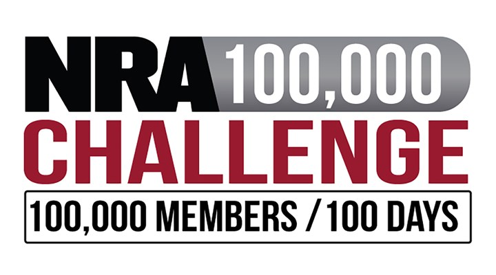 The NRA 100K Challenge: We've Come Halfway - Join Today!