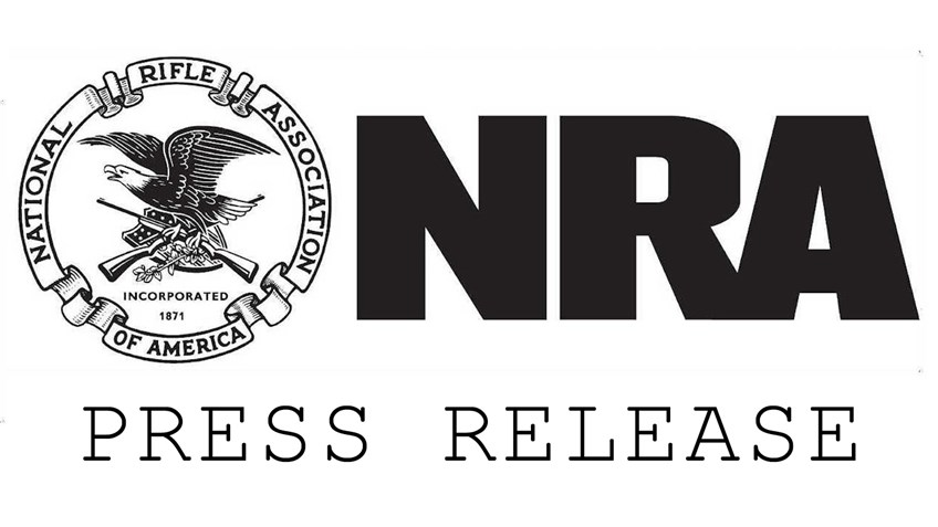NRA Honors Sergeant Michael Parsons as 2018 NRA Law Enforcement Officer of the Year